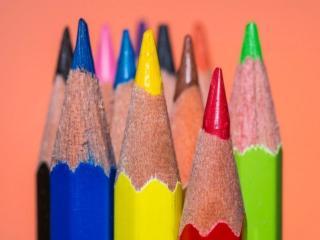 обои Карандаши разноцветные фото