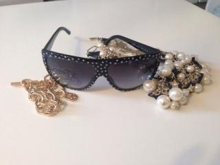 обои для рабочего стола: Модные очки
