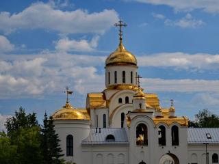 обои Русский храм фото