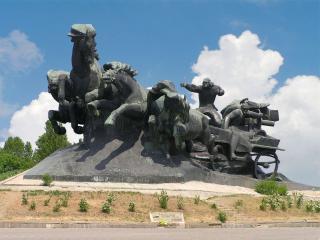 обои Тачанка. Ростов-на-Дону фото