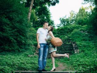 обои Летний поцелуй фото