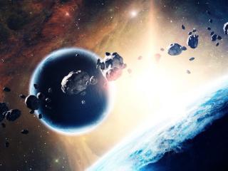 обои Планеты и метеориты фото