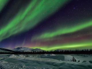 обои Красота северного неба фото