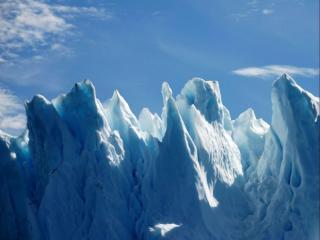 обои для рабочего стола: Ледяные горы фьорда Илулиссат. Гренландия