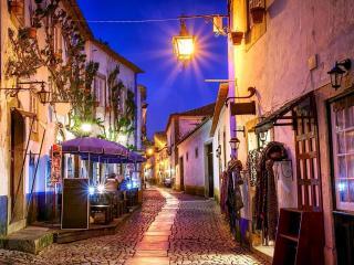 обои для рабочего стола: Улочка Обидуша. Португалия