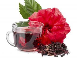 обои Чай Суданской розы фото