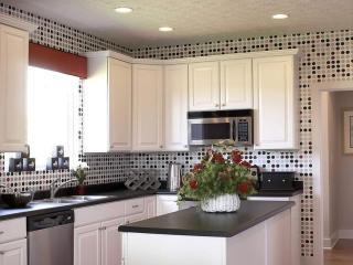 обои Кухня белого цвета фото
