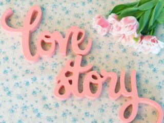 обои Любовная история фото