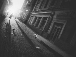 обои Завораживающее спокойствие черно-белых снимков фото