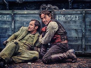 обои У Холмса и Ватсона проблемы фото