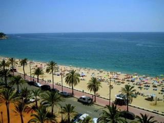 обои Городской пляж фото