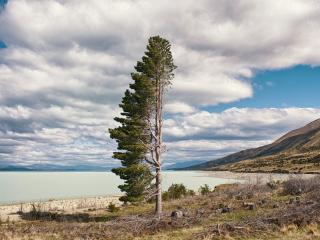 обои Интересные явления в горных районах фото