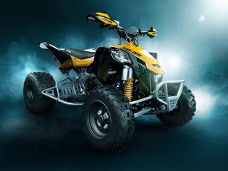 обои Квадроциклы, водные мотоциклы и снегоходы фото