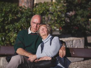 обои Любовь через всю жизнь фото