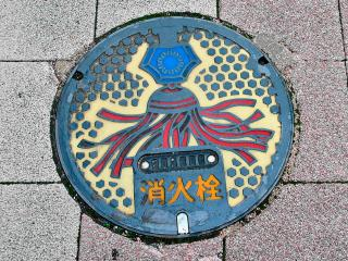 обои Люк японской канализации фото