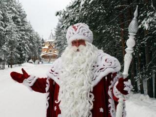 обои Дед Мороз России фото