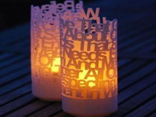 обои Резные свечи фото