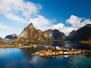 обои Рейне. Норвегия фото