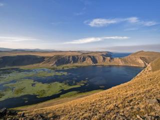 обои для рабочего стола: Планета Байкал