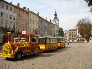 обои Площадь Рынок. Львов фото