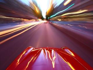 обои для рабочего стола: Скоростная трасса