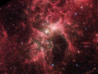 обои Звездная система Эта Киля фото