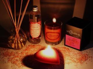 обои Аромат горящей свечи фото