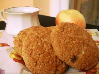 обои для рабочего стола: Домашнее печенье