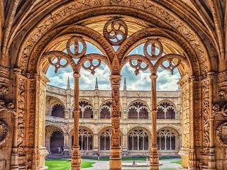 обои Монастырь иеронимитов,   Лиссабон фото