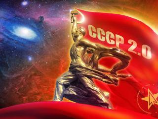 обои Плакат СССР 2.0 фото