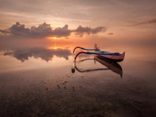 обои Безмятежность,   Бали,   Индонезия фото