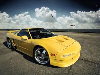 обои Acura – автомобиль победителей фото