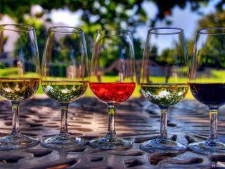 обои для рабочего стола: Крымское вино