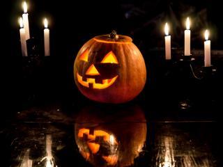 обои Хеллоуин фото
