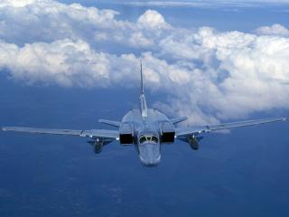 обои Военный самолёт России фото
