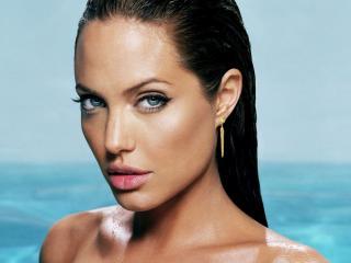обои Анджелина Джоли фото
