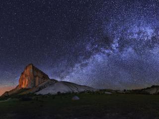 обои Белая скала,   Белогорский район,   Крым фото