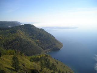 обои для рабочего стола: Утро на озере Байкал