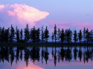 обои Khovsgol National Park, Mongolia фото
