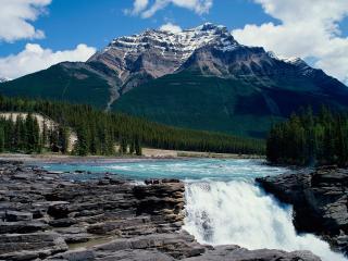 обои для рабочего стола: Natural Beauty, Banff National Park, Alberta, Canada