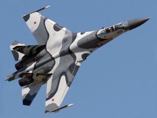 обои Су-27 фото
