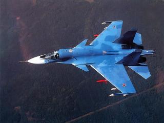 обои Су-32 фото