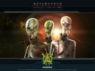 обои Space Forces Captains 3 фото