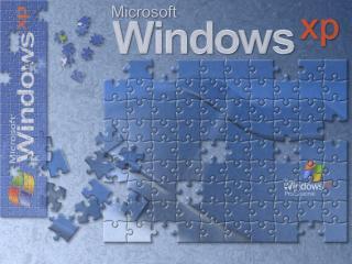 обои для рабочего стола: Puzzle XP