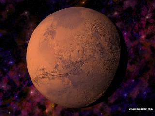 обои Планета Марс фото