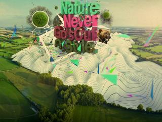 обои Nature never go s out of style фото