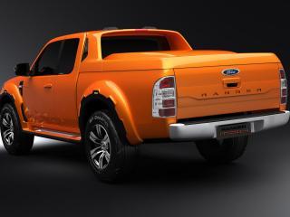 обои Ford - Ranger Max Concept - 2008 фото