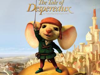 обои Приключения Десперо - мышонок фото