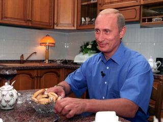 обои Путин В.В фото