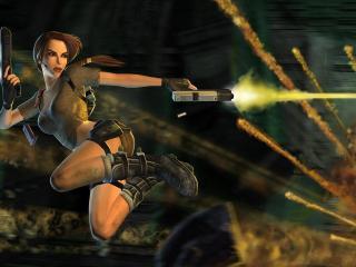 обои Tomb Raider: Legend фото